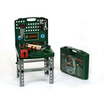 Bosch Tool Shop, Foldable Workbench With Accessories - £24 @ Debenhams - HotUKDeals
