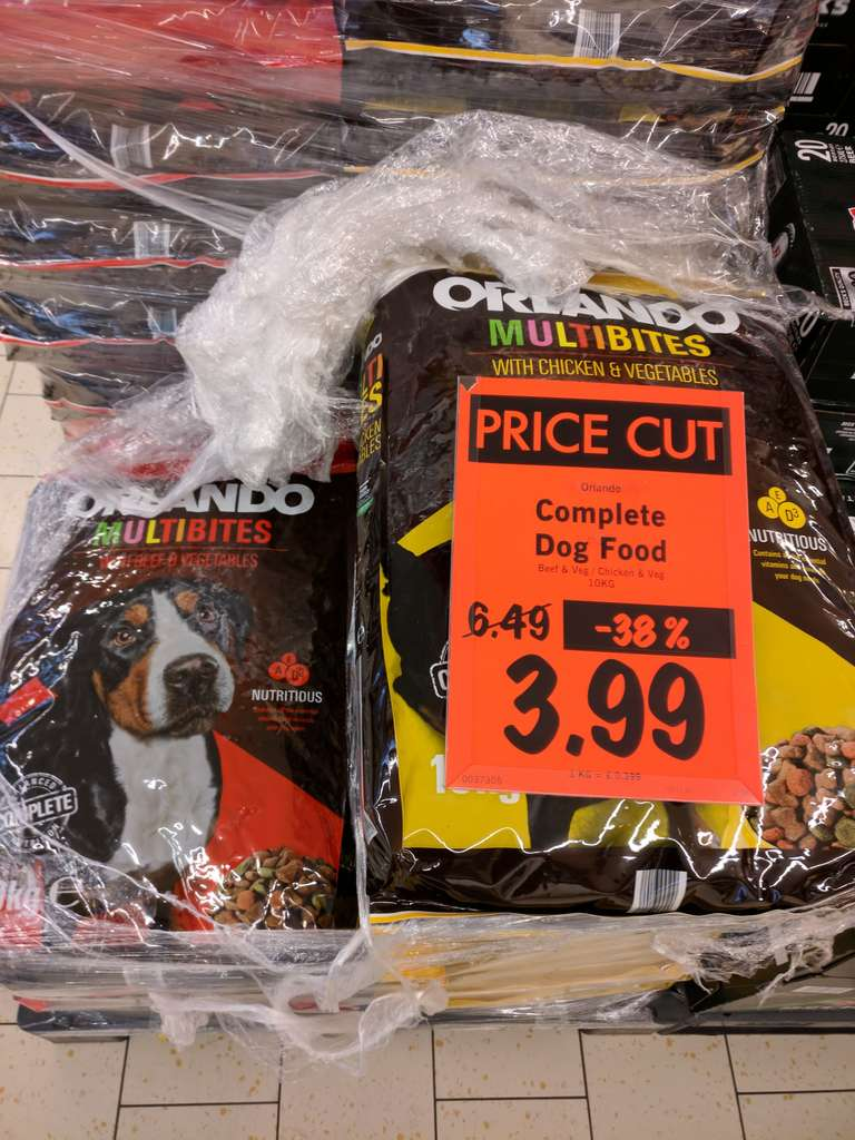 Lidl Dry Dog Food