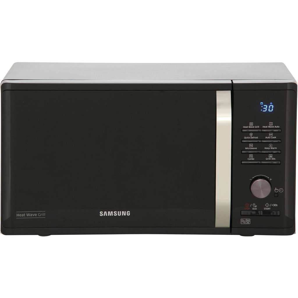Microwave Samsung Not Heating: Samsung MG23K3575AK/EU Freestanding Microwave Oven With