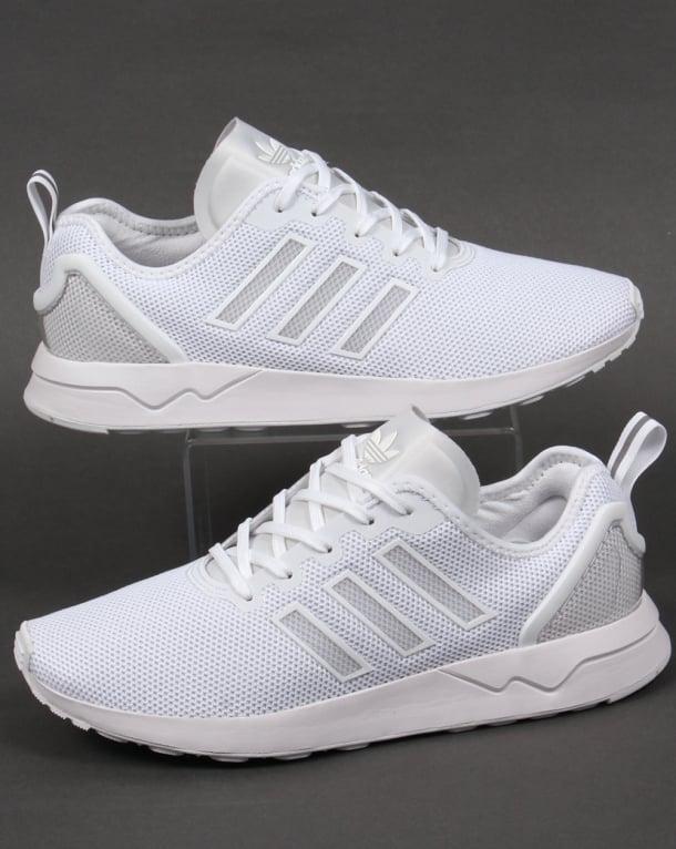 official photos a8f04 3af5b adidas Originals Mens ZX Flux ADV Trainers - White - £34.98   Blue £29.98