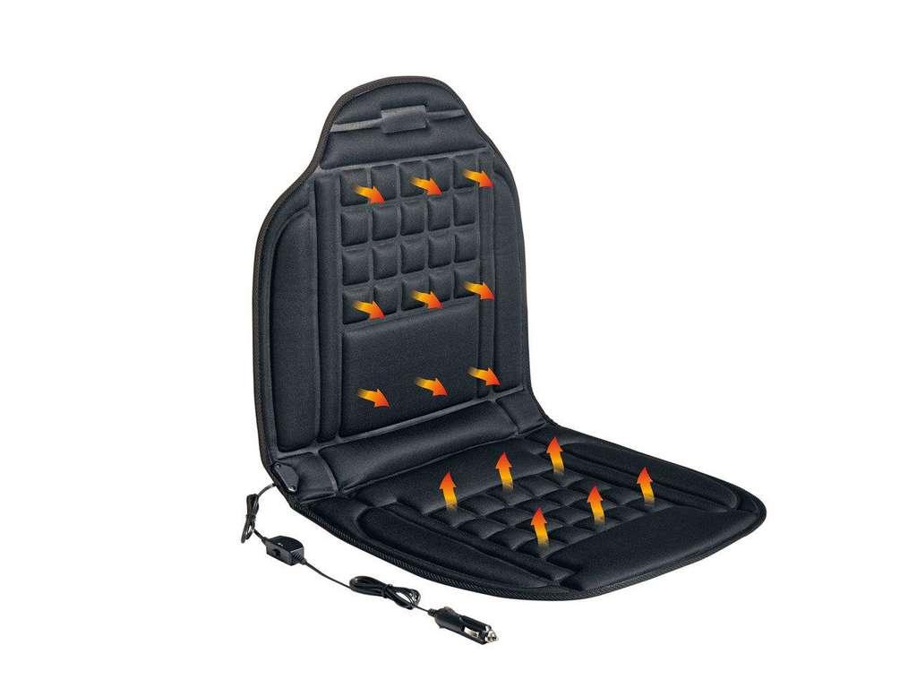 Aldi Heated Car Seat Covers