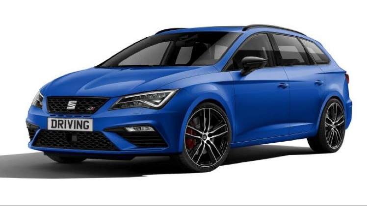 seat leon cupra 300 estate vehicle lease 2 years 8k. Black Bedroom Furniture Sets. Home Design Ideas