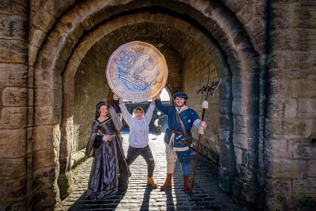 Entry to Historic Environment Scotland £1 with a Young Scot Card YOYP2018 - HotUKDeals