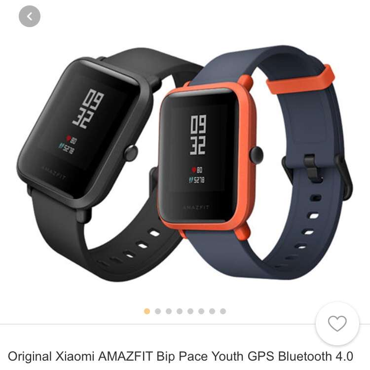 Digital Sky A New Watchface For The Amazfit Bip Is Now