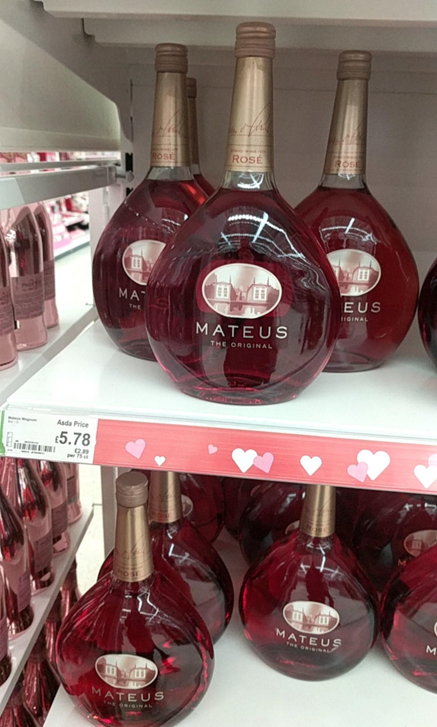 Mateus rose wine 15l 578 asda wigan hotukdeals fandeluxe Choice Image