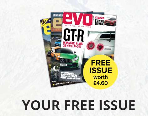 evo car magazine - HotUKDeals