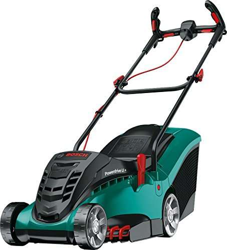 Bosch Rotak 370 LI Ergoflex Cordless Lawnmower £249.99 @ Amazon - HotUKDeals