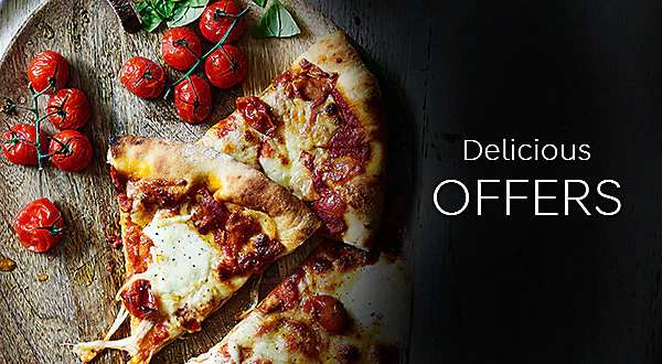 WOODFIRED PIZZA MEAL DEAL FOR £10 at M&S (1 pizza, 2 sides and a dessert) - HotUKDeals