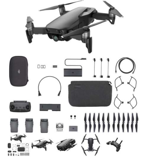 DJI Mavic Air Fly More Combo - Artic White £695.99 with code @ Toby deals - HotUKDeals
