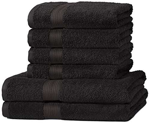 Towels (4 Bath and 8 Hand Towels) For £33.58 (Can be reduced to £27.28) @ Amazon - HotUKDeals