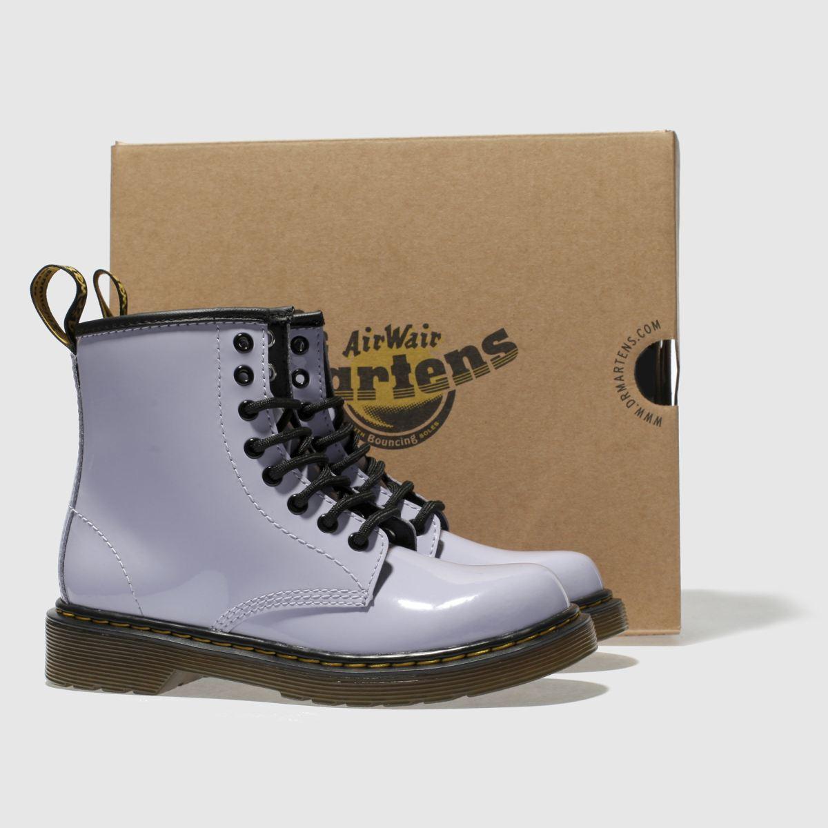 Dr Martens lilac brooklee boot girls junior boot £28.99 @ Schuh - HotUKDeals