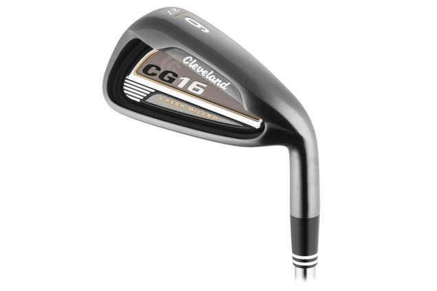 Cleveland Golf CG16 Black Pearl Irons (4-PW) from OnlineGolf.co.uk for £169 after code - HotUKDeals