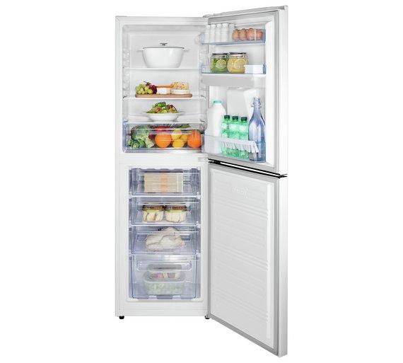Hisense RB320D4WW1 Fridge Freezer + £10 voucher £209.99 @ Argos - HotUKDeals