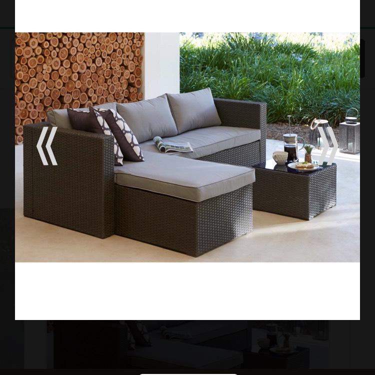 Matara Corner Sofa Dining And Garden Furniture Set Reviews