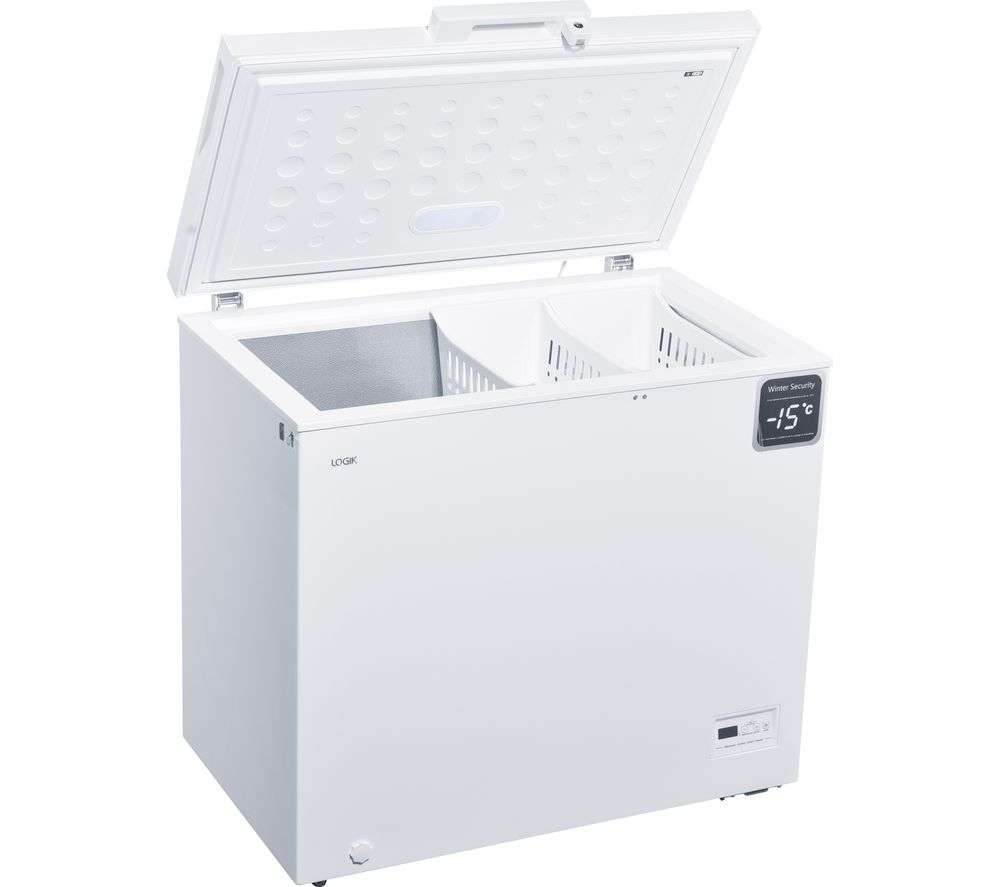 Chest Freezer now £124.97 at Currys - HotUKDeals