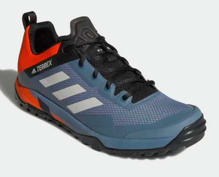 ADIDAS TERREX TRAIL CROSS SL MTB SHOES (UK7 12) only £55.97