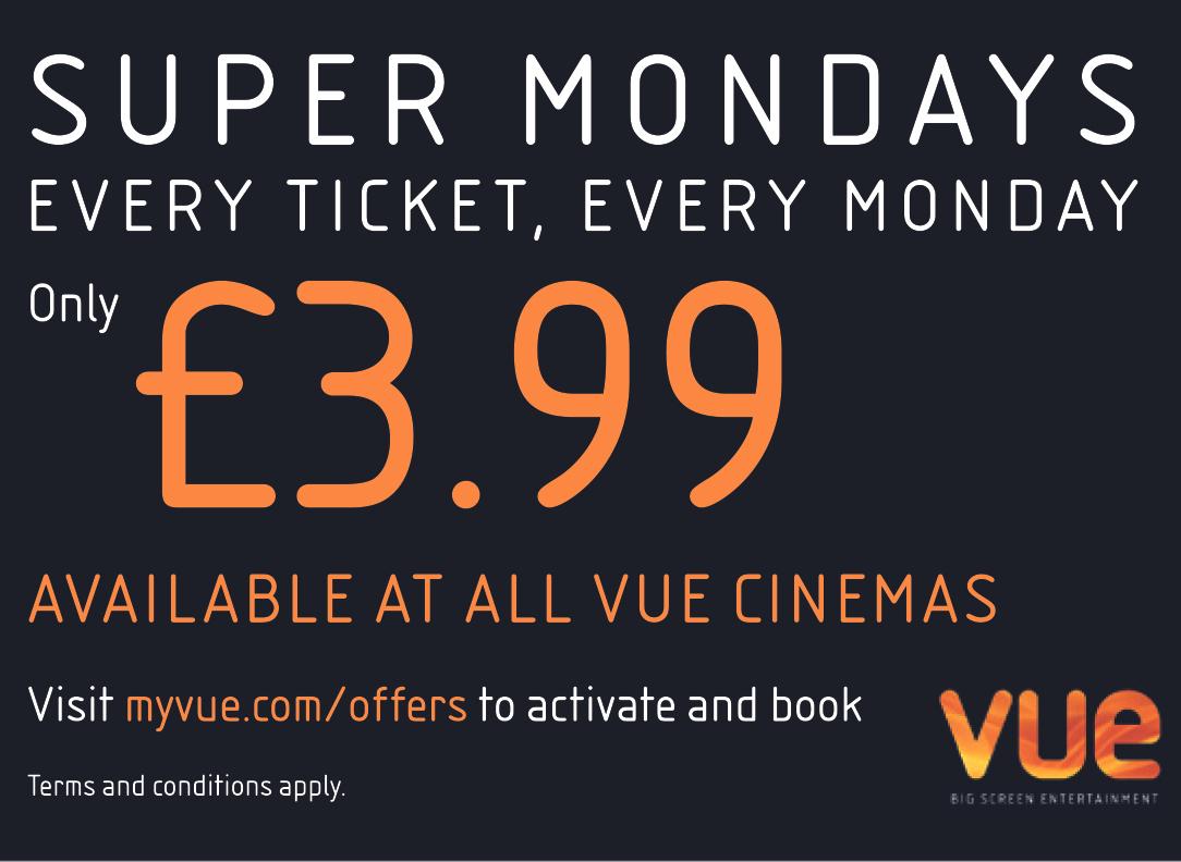 vue deals monday