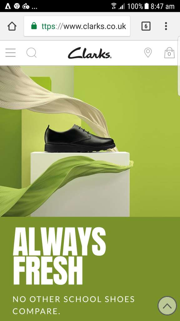 20 Price Styles Full Off £49 Clarks Hotukdeals Adults Over At AEarAfqw