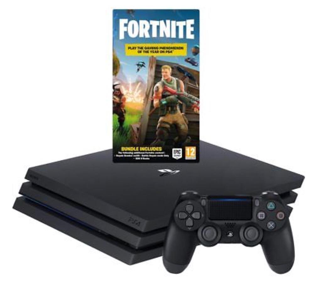 f304ac52c42e8  PS4 Pro Fortnite Battle Royale bundle 1TB - £299 w code   AO      NINTENDO  Switch Neon Red   Mario + Rabbids Kingdom Battle £255   Currys      PS4 Pro  1TB ...