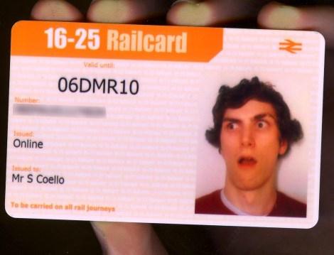 Mature student railcard uk