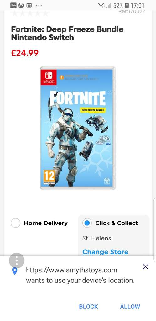 fortnight deep freeze bundle ps4 xbox and switch po br a name - how to get the deep freeze bundle fortnite for free