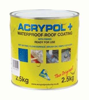 Acrypol Industrial Water Proofing Brilliant For