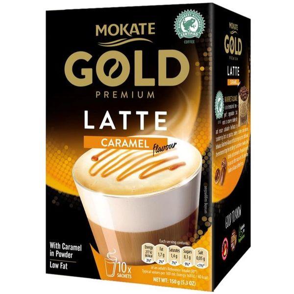 MOKATE LATTE CARAMEL COFFEE @ 99p In-Store At PoundLand