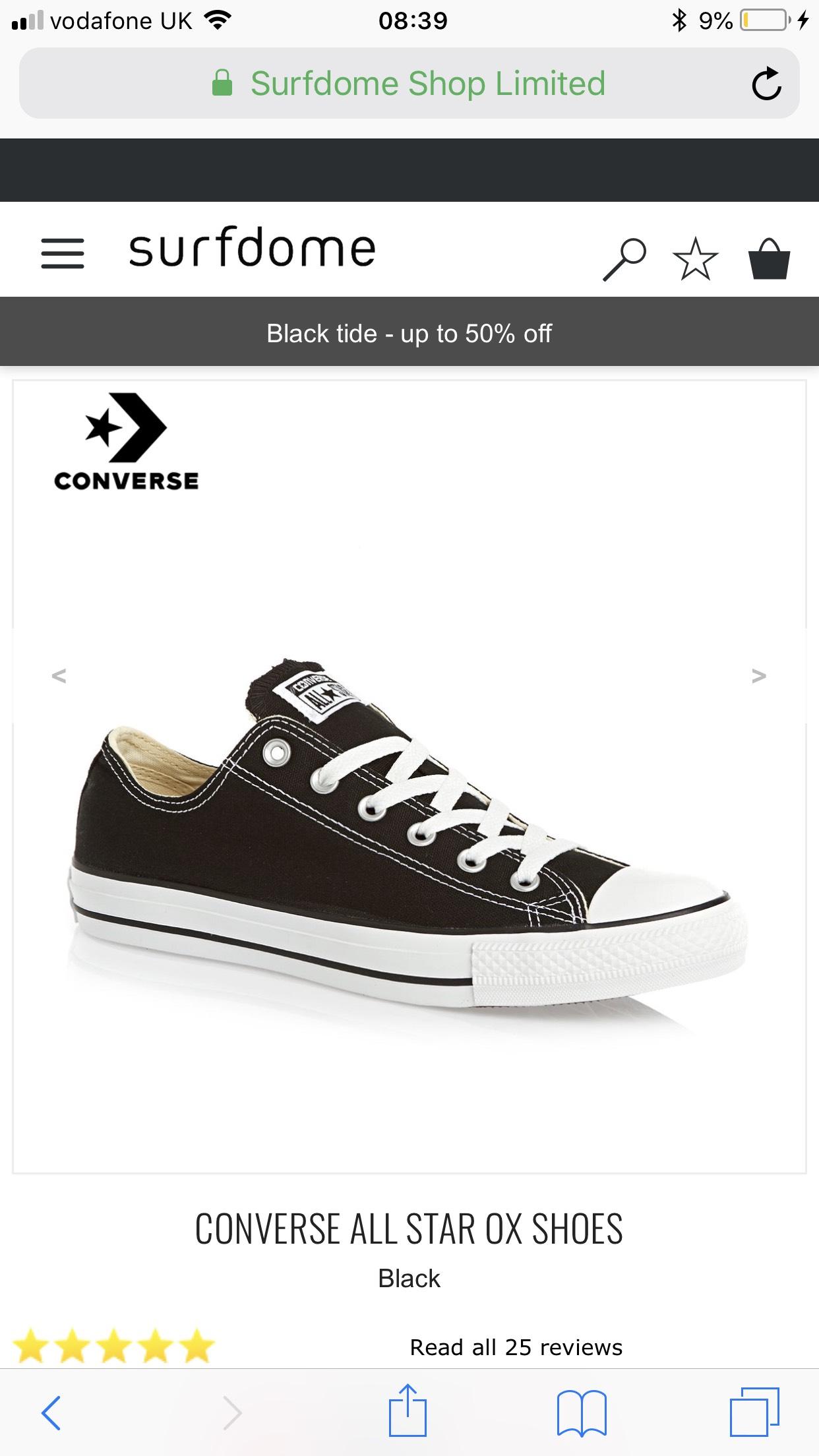 converse hot uk deals