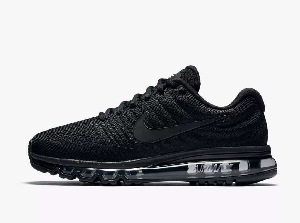 best service 0e200 10e4b coupon for nike air max 2017 triple sort 2fd92 5d88c