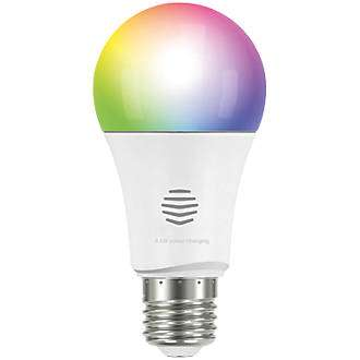 hive active light colour changing bulb 9 5w at screwfix. Black Bedroom Furniture Sets. Home Design Ideas
