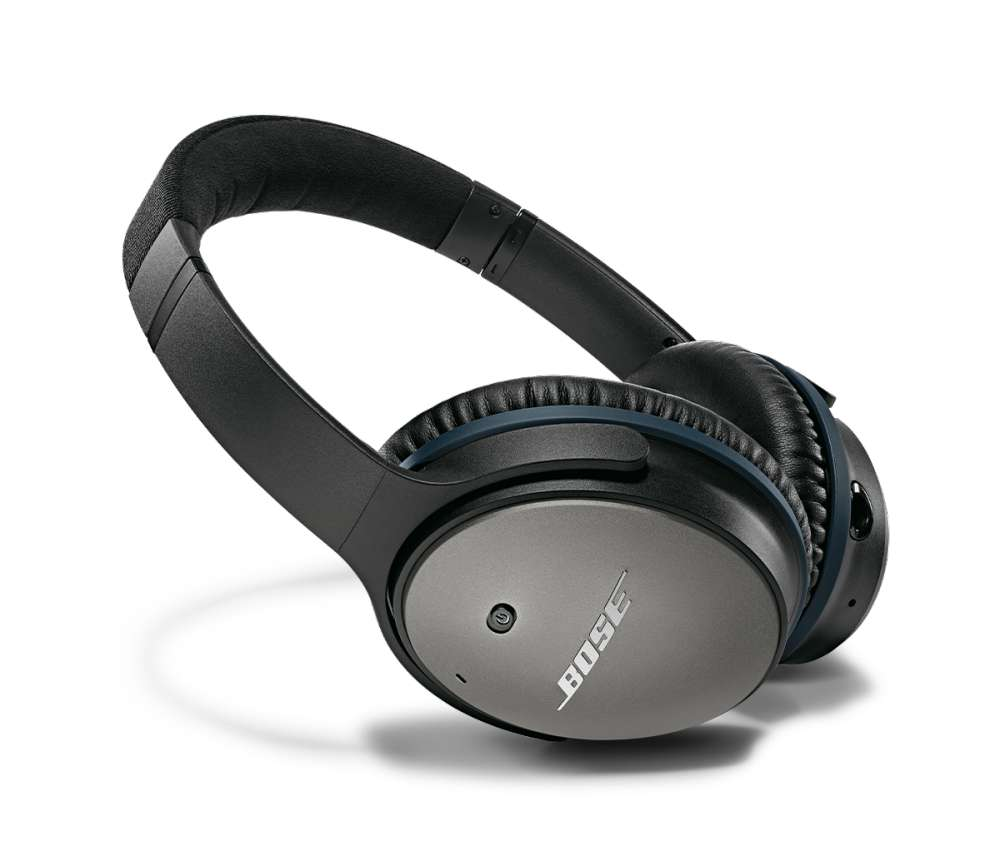 4862f114b85 Bose QuietComfort 25 Acoustic Noise Cancelling™ headphones – Apple® devices  - £129.95 @ Bose - hotukdeals