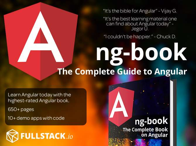 Ng-book The Complete Book On Angularjs Pdf