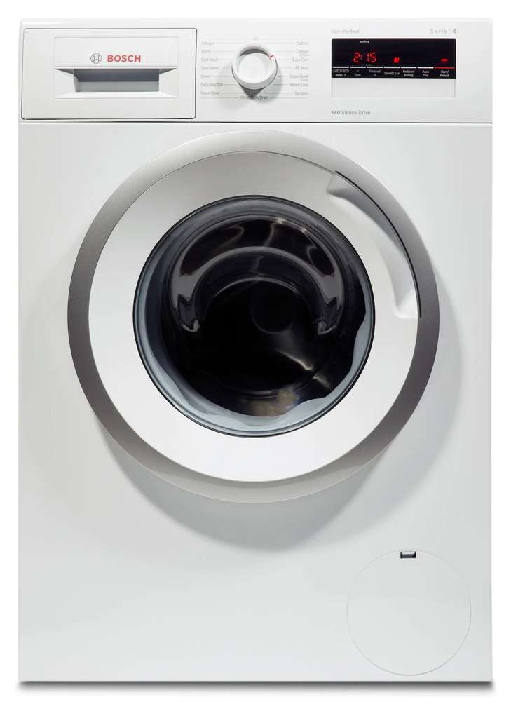 bosch series 4 wan28280gb 8 kg 1400 spin washing machine white for 309 delivered w code. Black Bedroom Furniture Sets. Home Design Ideas