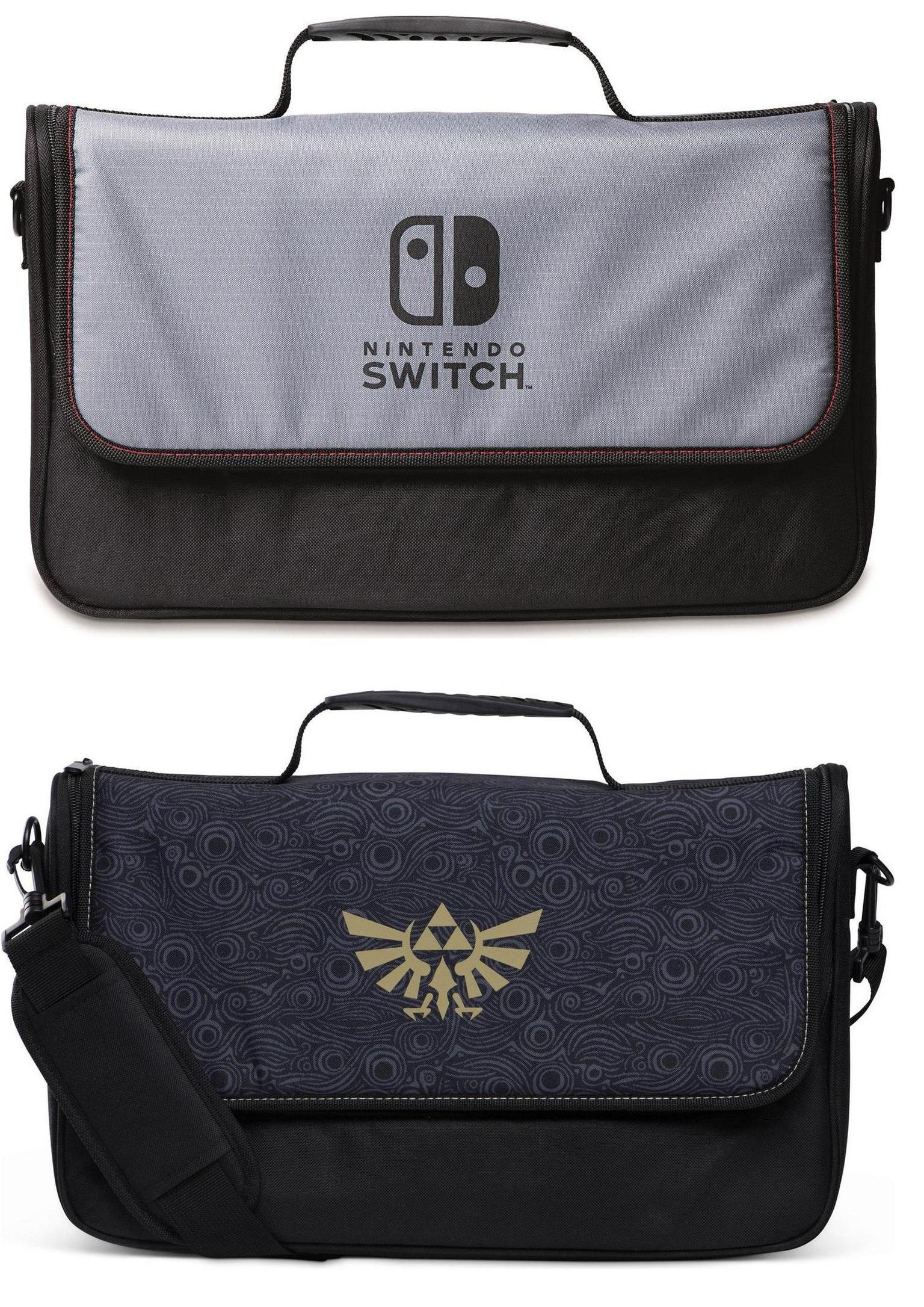 Everywhere Messenger Bag for Nintendo Switch or Legend of Zelda was £24.99  now £17.99 Free C C   Argos   Argos eBay eebcf4340b978