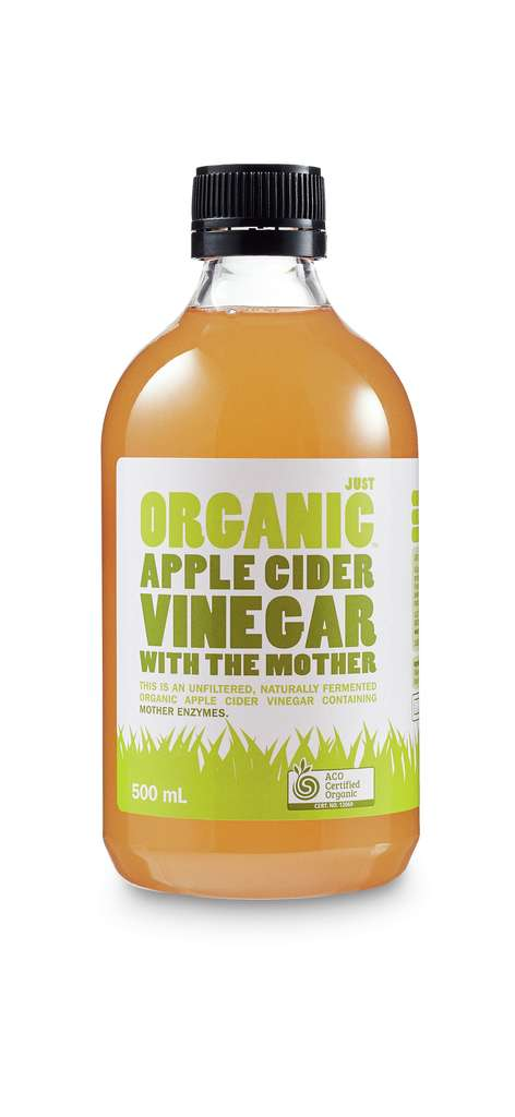 Aldi organic apple cider vinegar (with the mother) - £1.99