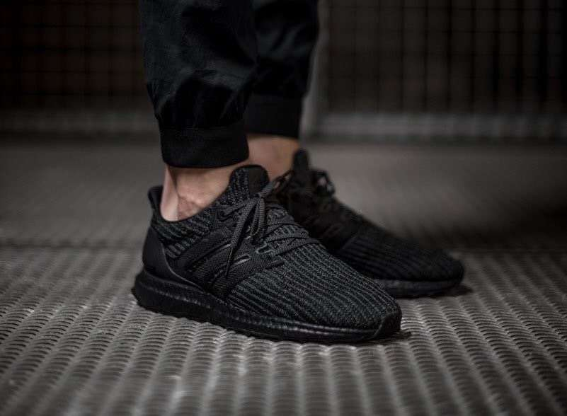 sports shoes 9539e 621cc Adidas Ultraboost Triple Black 4.0 £88 JD Sports - hotukdeals
