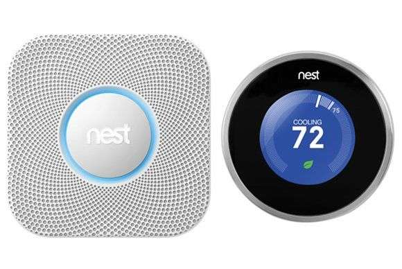 Nest Learning Thermostat 3rd Gen Nest Protect Smoke