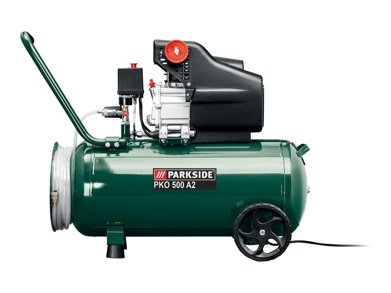 Parkside 50l Compressor 163 99 Lidl Hotukdeals