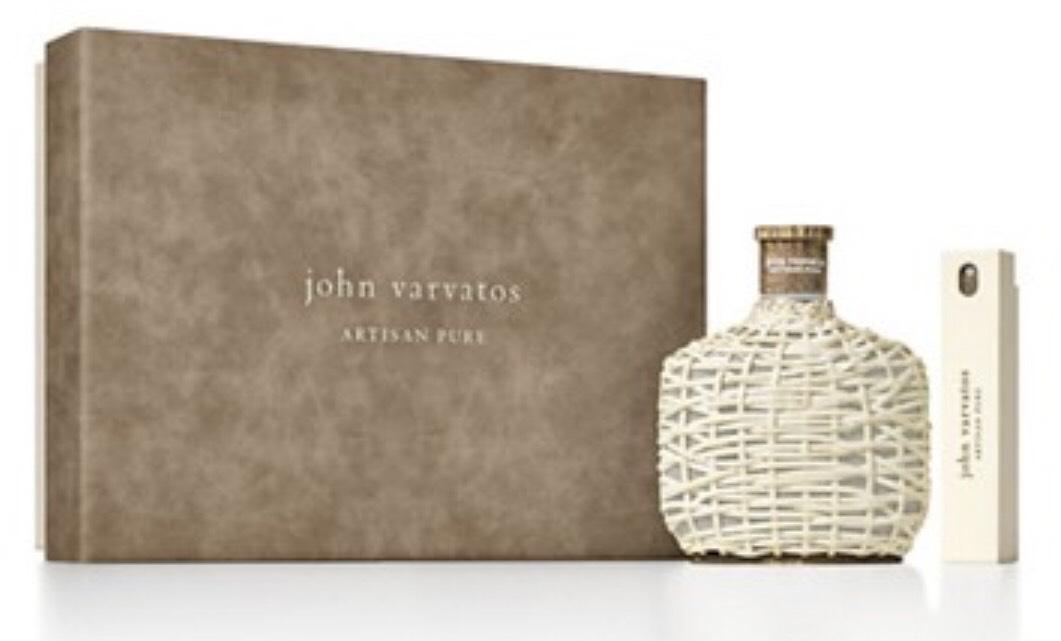 ... MEN Source · John Varvatos Artisan Pure EDT Gift Set 125ml 17ml Debenhams 36 50 with code