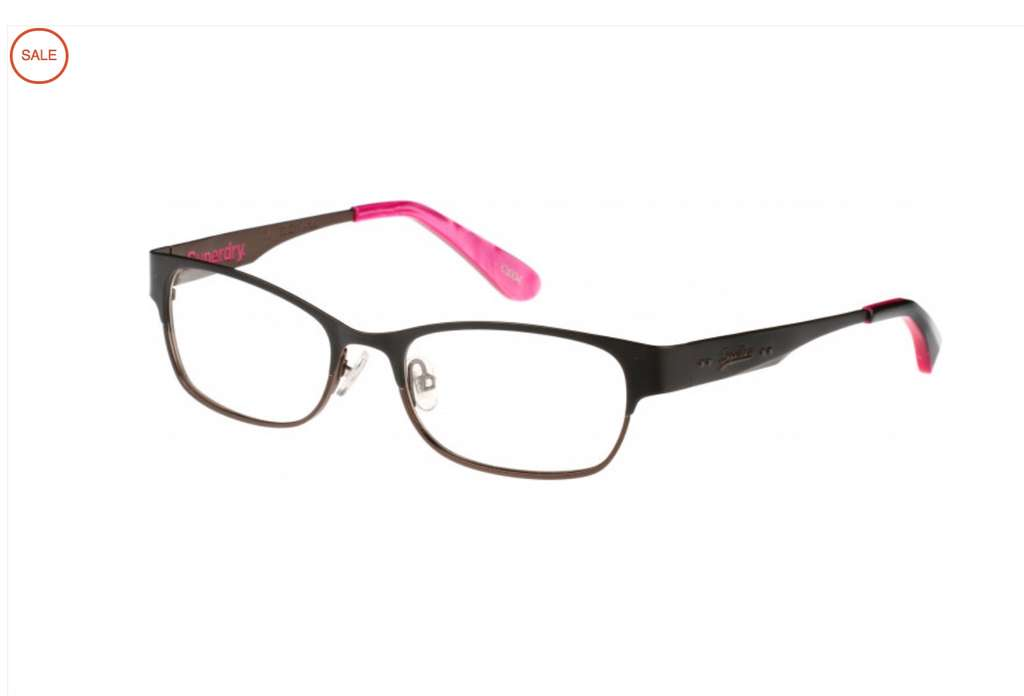 c78f6b2deea Superdry Prescription Glasses various styles £6 w code + £4.99 postage    £10.99 delivered + free Superdry glasses pouch   Speckyfoureyes - hotukdeals