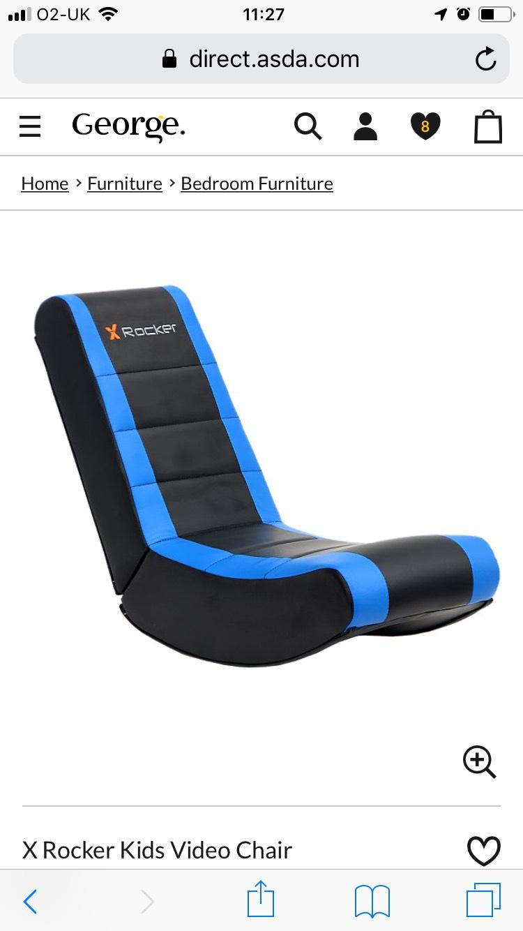 Gaming Chair Asda