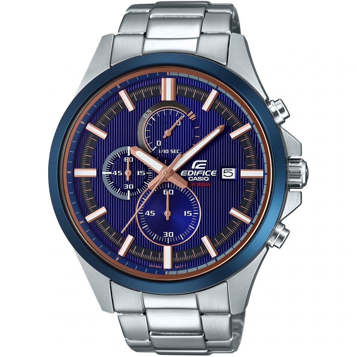 3806c4b3c2b6 Mens Casio Edifice Chronograph Watch EFV-520DB-2AVUEF - £90 (With Code)    Watch Shop - hotukdeals