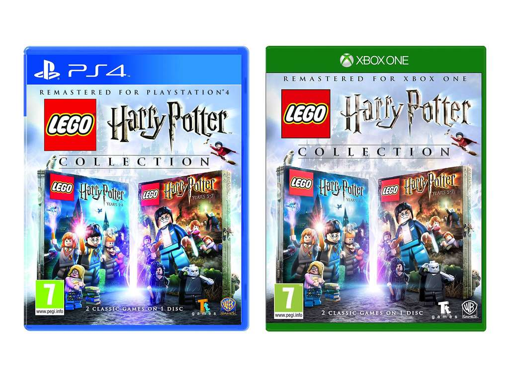 Lego Harry Potter Collection Ps4 1195 Xbox One 1285