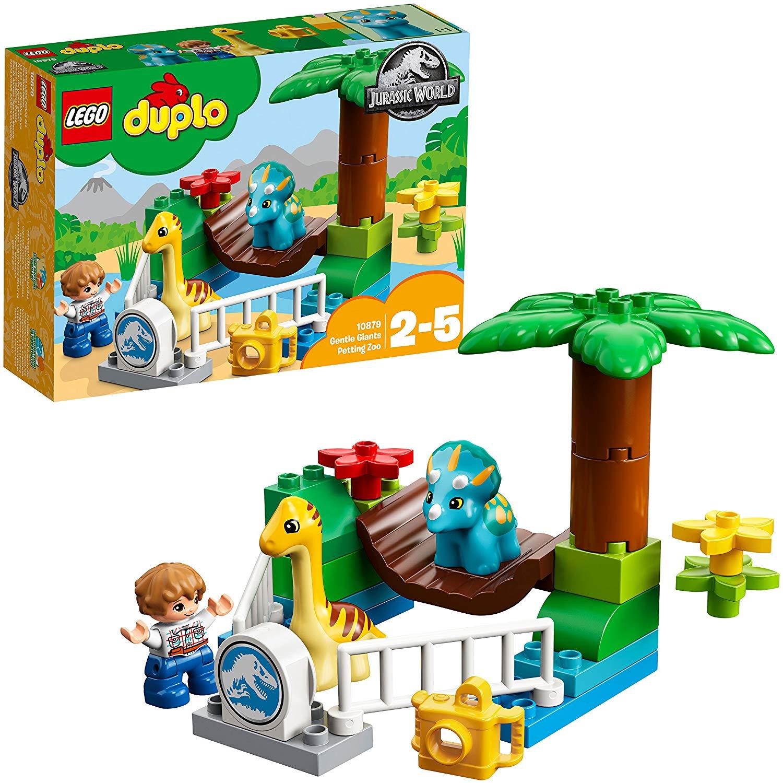 LEGO 10879 DUPLO Jurassic World Petting Zoo Set £11.80 (+£