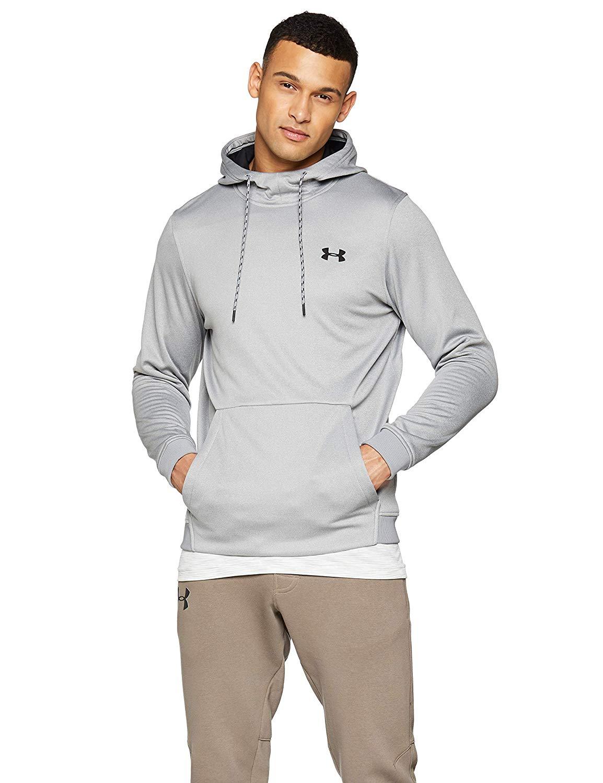 Under Armour Fleece PO Men's Pullover Hoodie £16.50 (Prime) / £20.99 (non Prime) at Amazon - hotukdeals