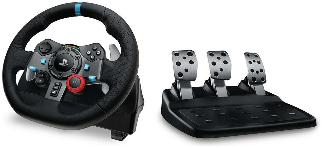 12c43b8ed87 Logitech G29 Driving Force Racing Wheel for PS4 / PC steering wheel £149.98  at Costco