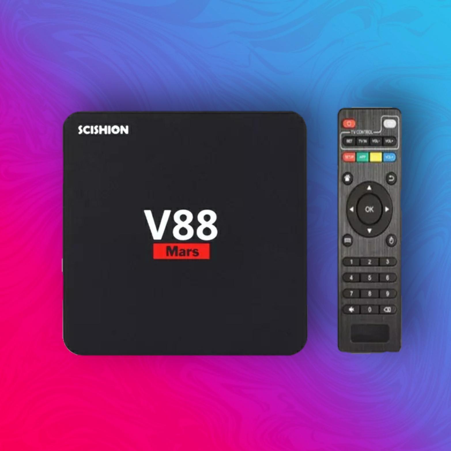 Extremely cheap 4K TV Boxes @AliExpress   eG Scishion V11 Mars 4K