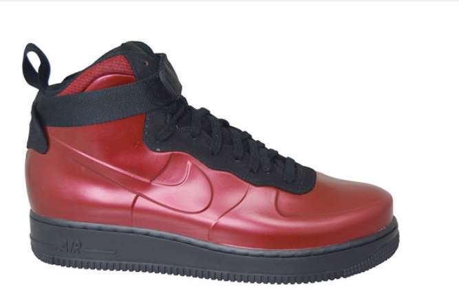 fa68c3a64b1 Nike Air Force 1 foamposite high top trainers £29.50   Nike Outlet Leeds -  hotukdeals