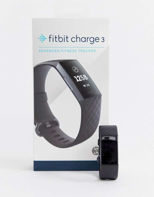 Fitbit Charge 3 - £130 / £83 49 with UNiDAYS student discount 25