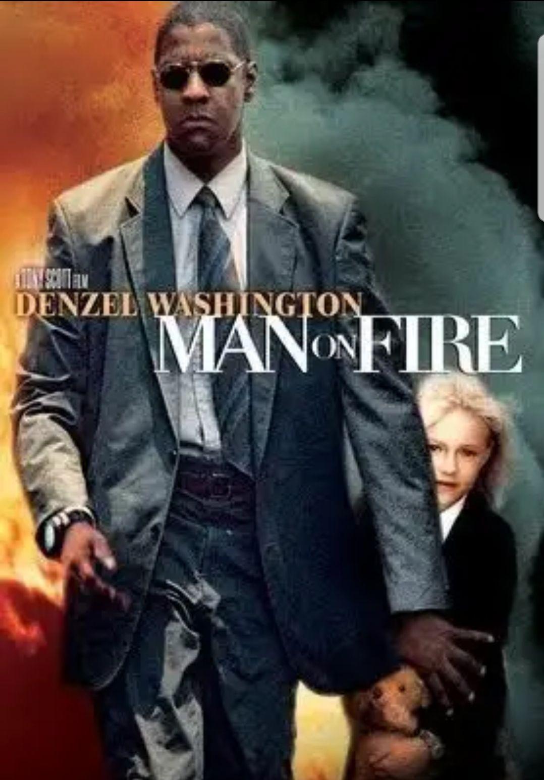 man on fire movie hd